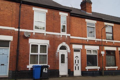 3 bedroom terraced house to rent - King Alfred Street, Derby DE23