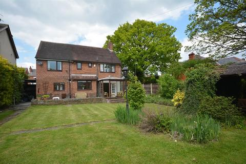 4 bedroom detached house for sale - Chatsworth Road, Brampton, Chesterfield, S40 3AY