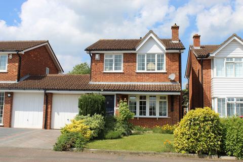 3 bedroom detached house for sale - Manning Road, Moulton, Northampton NN3 7HJ