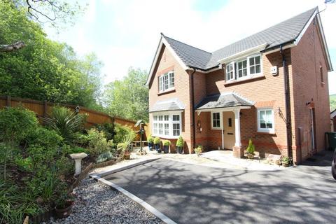 4 bedroom detached house for sale - Parc Dan y Bryn, Tonyrefail - Porth