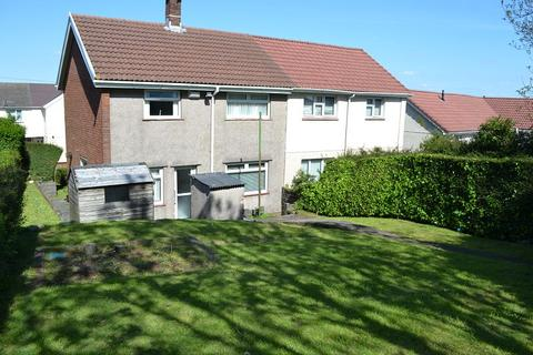 2 bedroom semi-detached house for sale - Heol Frank, Penlan, Swansea, City And County of Swansea. SA5 7EQ