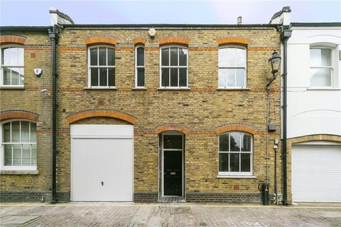 3 bedroom character property to rent - Relton Mews, London, SW7