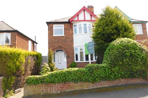 3 bedroom semi-detached house for sale - Sandhurst Road, Leicester, LE3