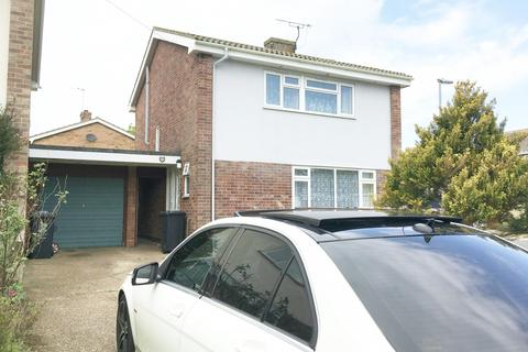 3 bedroom detached house for sale - Laburnum Close, Bradwell, NR31