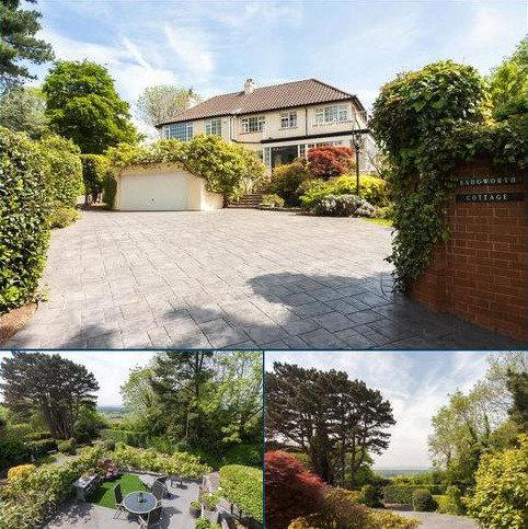 5 bedroom detached house for sale - The Scop, Almondsbury, Bristol, Gloucestershire, BS32