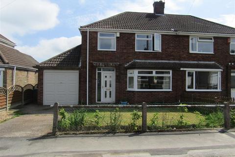 3 bedroom semi-detached house for sale - Claythorne Drive, Gainsborough, DN21 1TZ