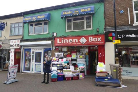 Retail property (high street) for sale - 78-80 High Road, Beeston, NG9 2LF