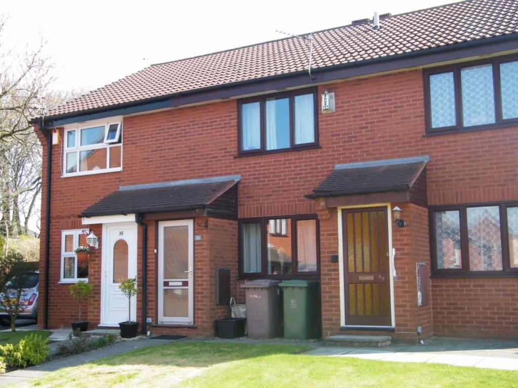 2 Bedrooms Terraced House for sale in Morrissey Close, Eccleston, ST HELENS, Merseyside
