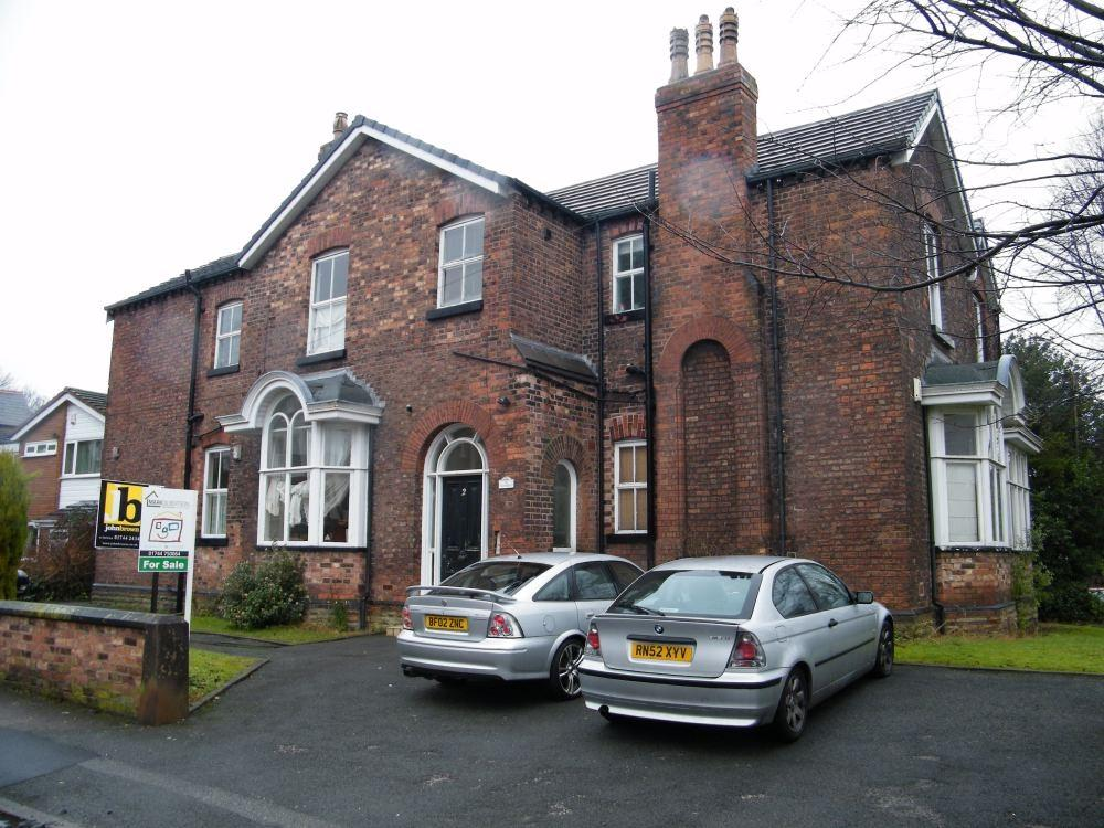 1 Bedroom Flat for sale in Grosvenor Road, Taylor Park, ST HELENS, Merseyside