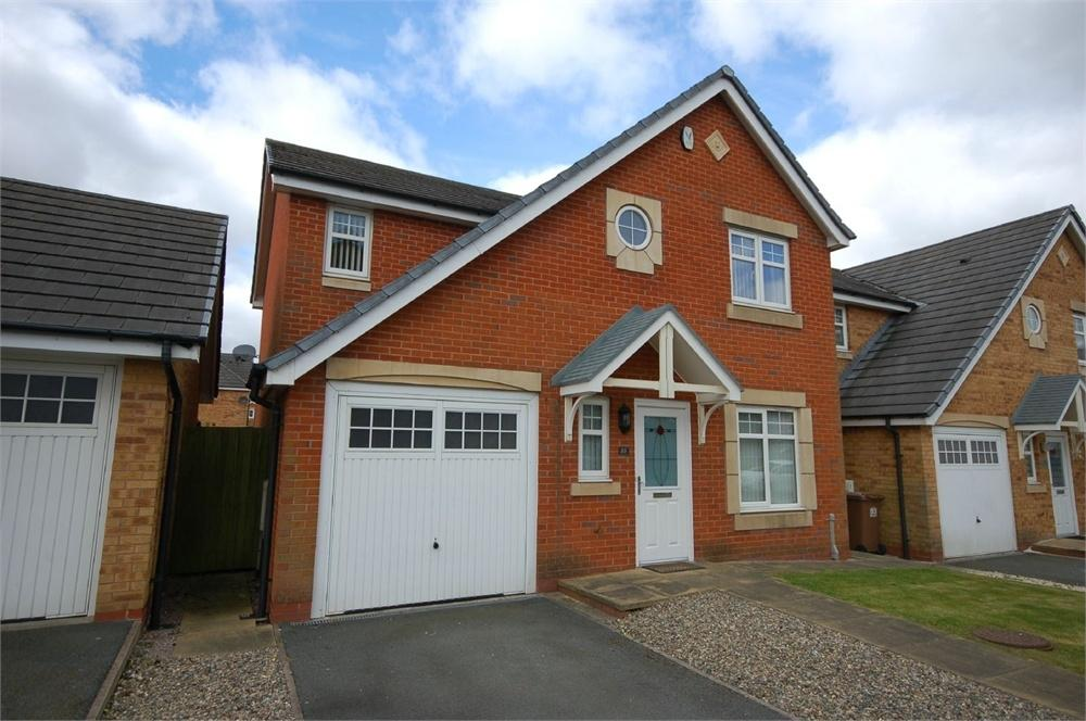 4 Bedrooms Detached House for sale in Breccia Gardens, Parr, ST HELENS, Merseyside