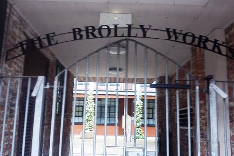 2 bedroom apartment to rent - The Brolly Works , Allison Street, Birmingham B5