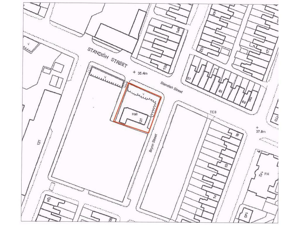 Flat for sale in Brynn Street, Town Centre, ST HELENS, Merseyside