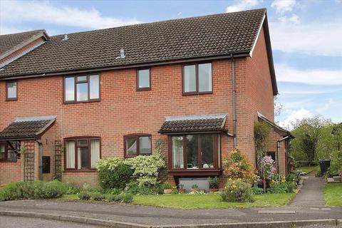 1 bedroom end of terrace house for sale - Eleanor Court, Ludgershall