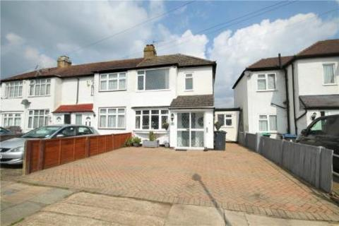 2 bedroom end of terrace house for sale - Rollesby Road, Chessington