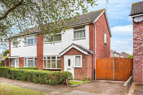 3 bedroom semi-detached house for sale - Walgrave Close, Congleton