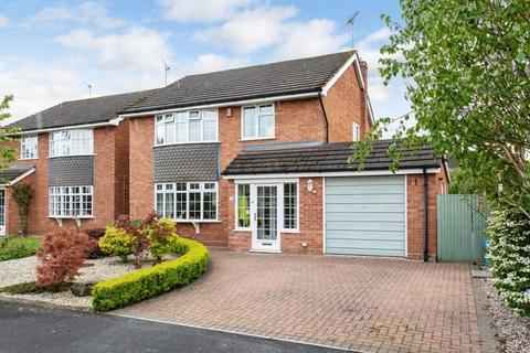 3 bedroom detached house for sale - St Chads Close, Wybunbury