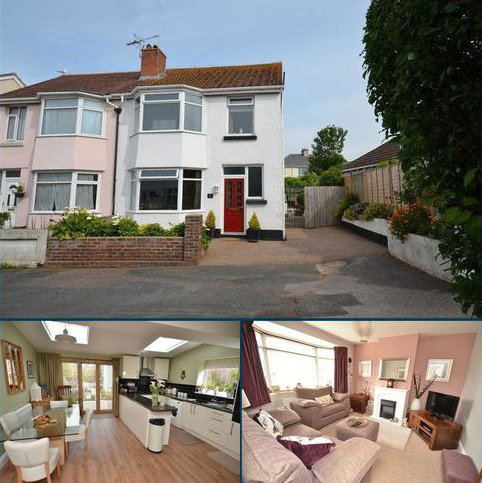 3 bedroom semi-detached house for sale - Preston, Paignton