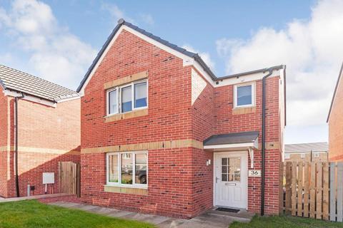 3 bedroom detached house for sale - Craigswood Crescent, Glasgow, Lanarkshire, G69 7FE
