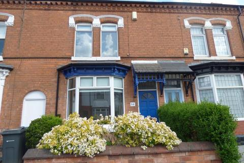 3 bedroom terraced house to rent - Grosvenor Road, Harborne, Birmingham, B17 9AN
