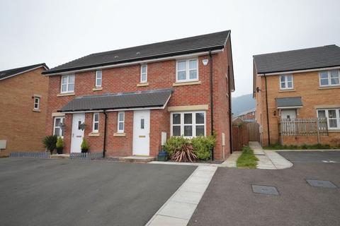 3 bedroom semi-detached house to rent - Ffordd Sain Ffwyst, Abergavenny