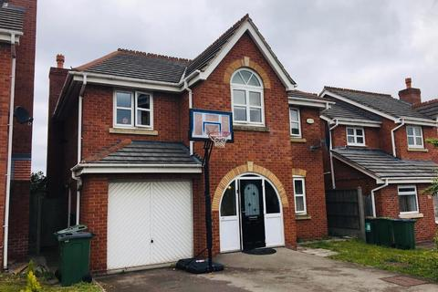 4 bedroom detached house to rent - Shipman Road, Off Narborough Road South, Leicester, Leicestershire, LE3 2YB