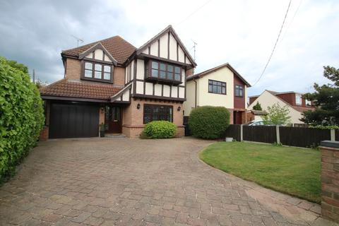 4 bedroom detached house for sale - Poplars Avenue, Hawkwell