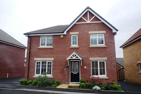 4 bedroom detached house to rent - Crib Y Sianel, Rhoose, Vale of Glamorgan