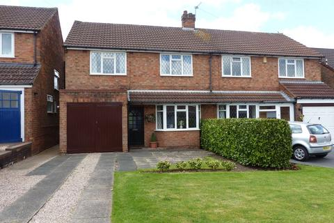 3 bedroom semi-detached house for sale - Planetree Road, Streetly