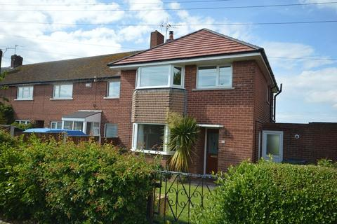 3 bedroom end of terrace house for sale - Gilroy Road, West Kirby