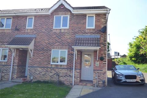 2 bedroom townhouse to rent - Greenfields, Heckmondwike, West Yorkshire, WF16