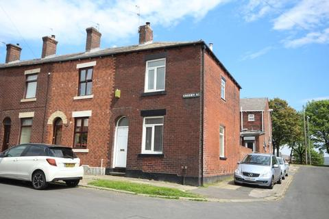 2 bedroom end of terrace house for sale - CROSBY STREET, Syke, Rochdale OL12 0AP