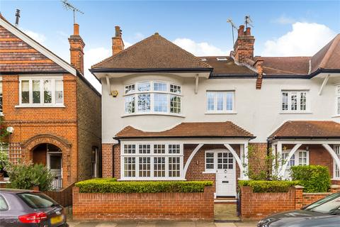 5 bedroom semi-detached house for sale - Ramillies Road, Chiswick, London, W4