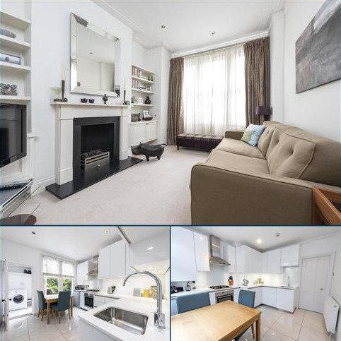 1 bedroom flat for sale - Fontarabia Road, London, SW11