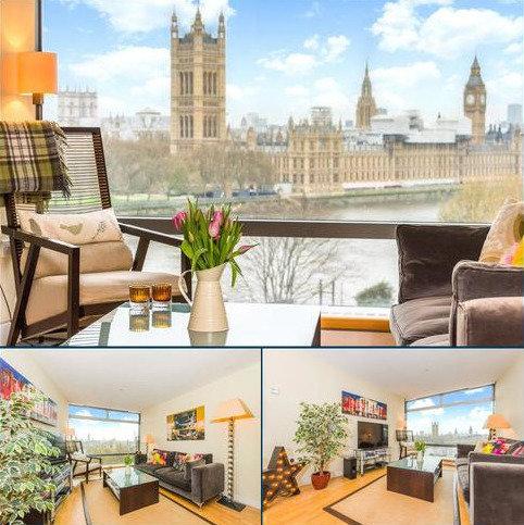 3 bedroom flat for sale - Parliament View Apartments, 1 Albert Embankment, London, SE1
