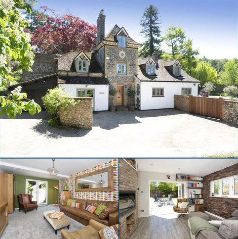 4 bedroom link detached house for sale - Shacklands Road, Shoreham, Sevenoaks, Kent, TN14