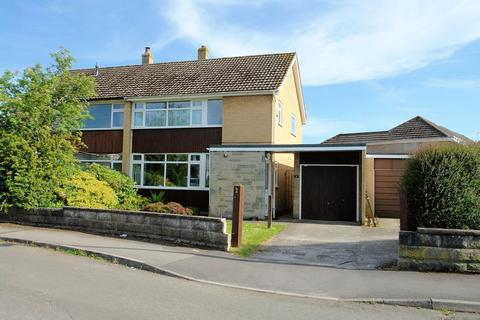 3 bedroom semi-detached house for sale - Sought after Meadway Avenue, Nailsea