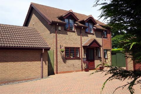 4 bedroom detached house for sale - Cringle Mews, Oakwood, Derby