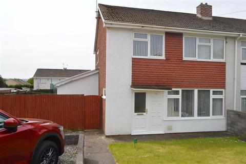 3 bedroom semi-detached house for sale - Llewellyn Road, Swansea, SA4