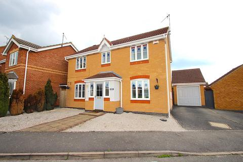 3 bedroom detached house for sale - Guinevere Way, Leicester Forest East