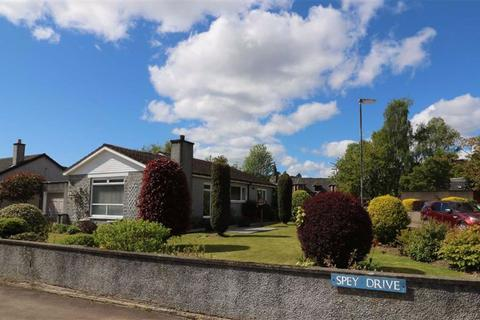 3 bedroom detached bungalow for sale - Spey Drive, Rothes