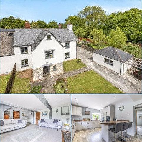 5 bedroom semi-detached house for sale - Teigngrace, Devon, TQ12