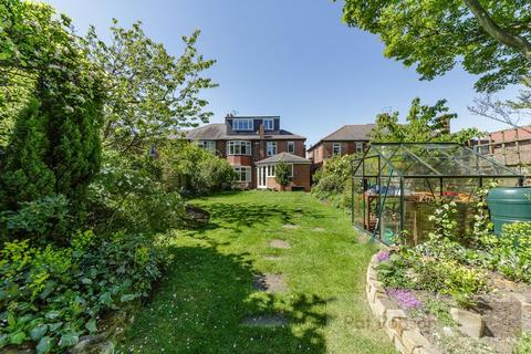 6 bedroom semi-detached house for sale - Moor Road North, Gosforth