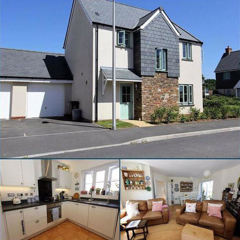 3 bedroom semi-detached house for sale - Beechwood Park, Loddiswell, Kingsbridge, Devon, TQ7