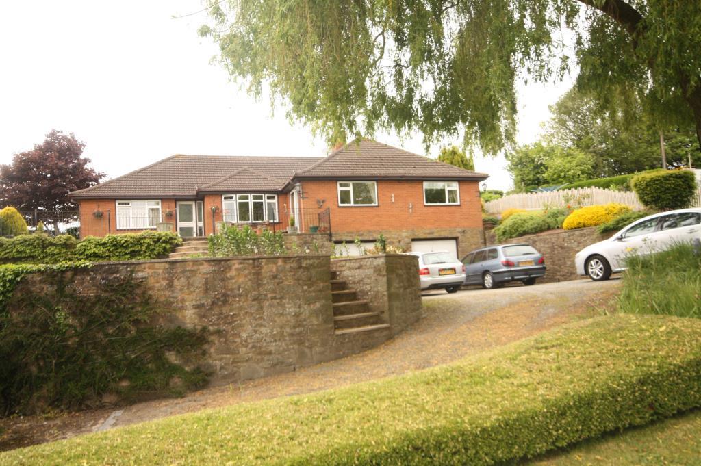 5 Bedrooms Detached Bungalow for sale in Barrack Hill, Kingsthorne, Hereford, HR2