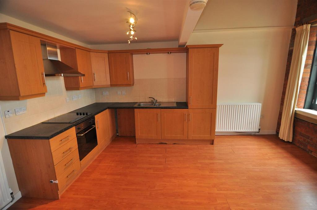Openplan lounge / kitchen
