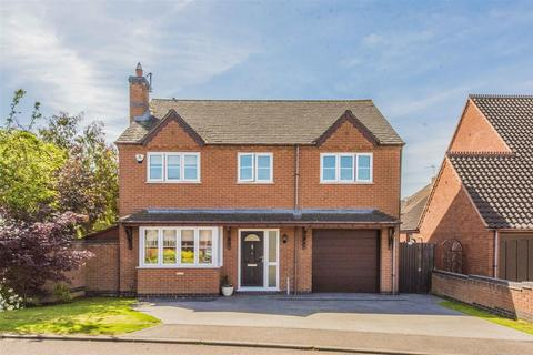 4 bedroom detached house for sale - Swallow Close, Barton Seagrave