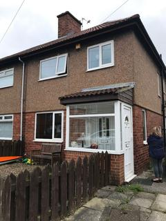 3 bedroom semi-detached house to rent - Queens Gardens, Blyth, NE24 5HQ
