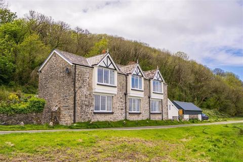 4 bedroom detached house for sale - Landimore, Swansea