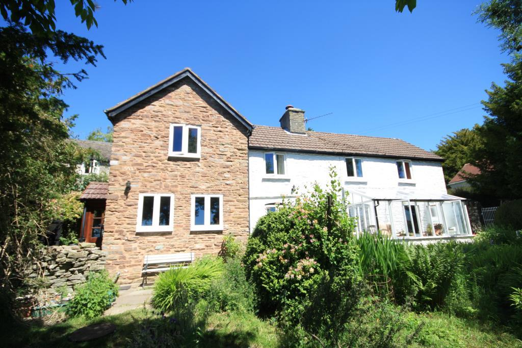 3 Bedrooms Detached House for sale in Bradnor Hill, Kington, Herefordshire, HR5