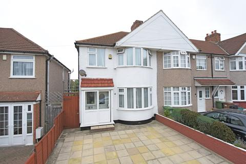 3 bedroom end of terrace house for sale - Pinewood Avenue, Sidcup, DA15